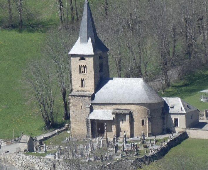 église St-Anne Cazeaux