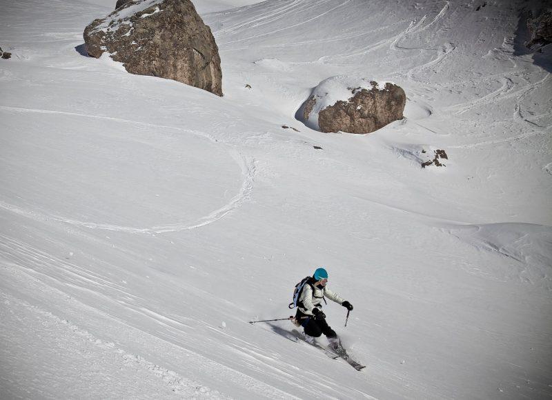 ski cazeaux pyrénées