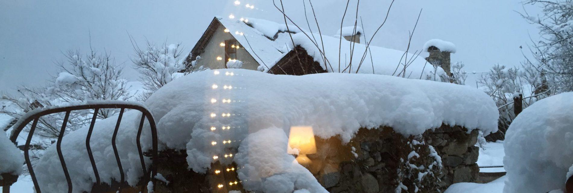 Winter at Eth Bordac
